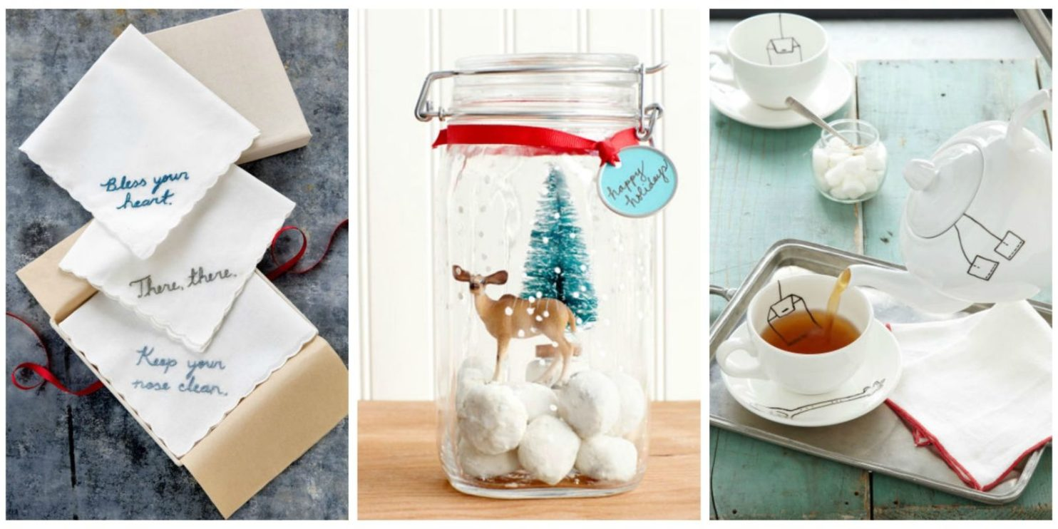 51 DIY Christmas Gifts Your Friends and Family Will Love ...